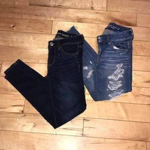 American Eagle Jeans bundle